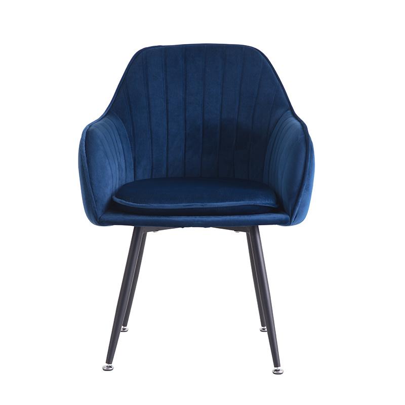 Wholesale Velvet Modern Dining Chair DN-013
