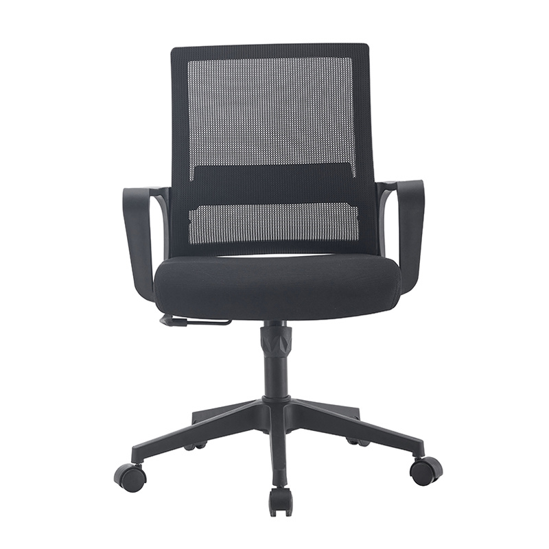Office Chair With Adjustable Arms And Wheels CT-B34