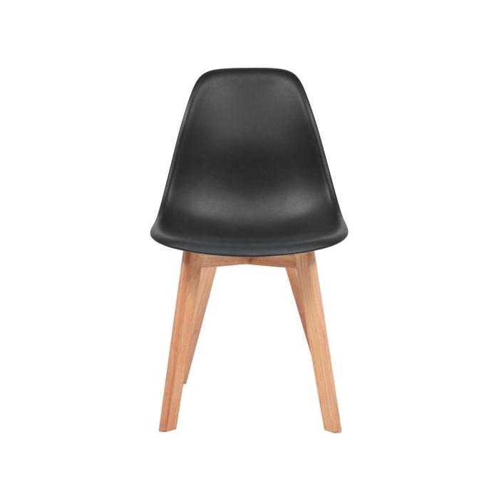 Italian Design Plastic Kitchen Chairs PP-623-1