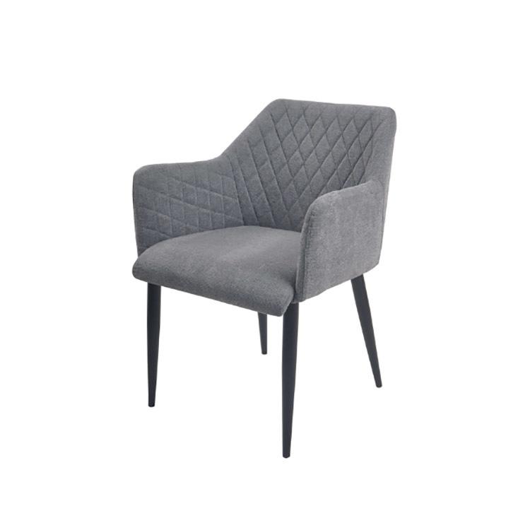 Custom Made Fabric Living Room Chair