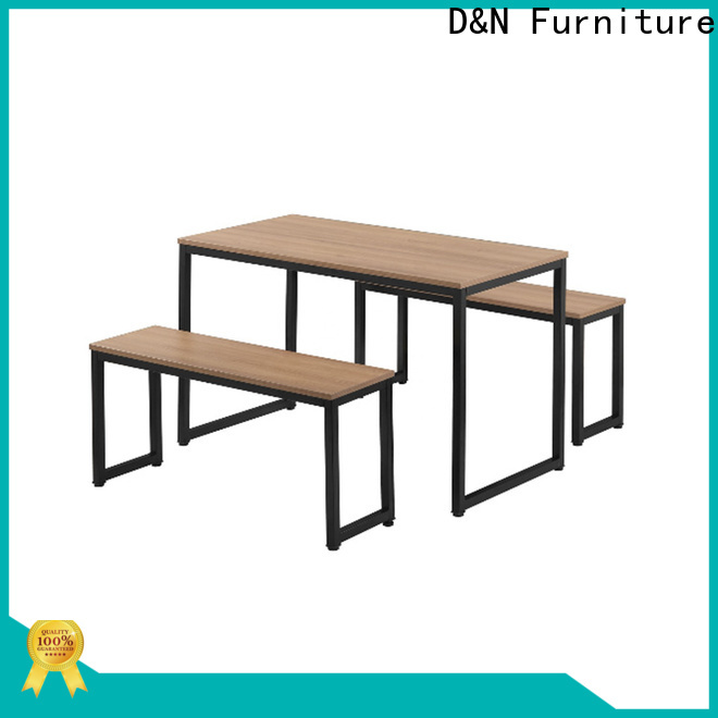 D&N Furniture New table supplier price for dining room