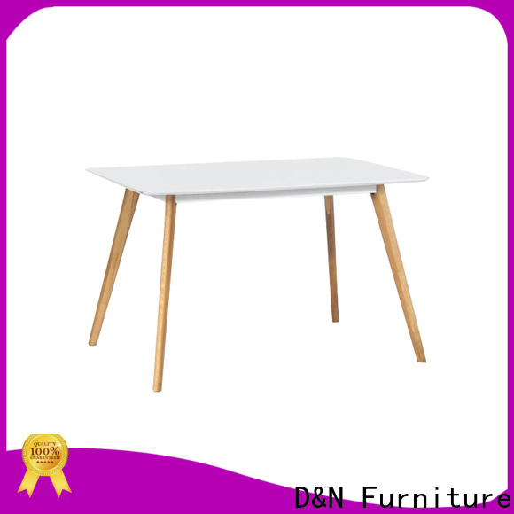 D&N Furniture custom dining tables cost for living room