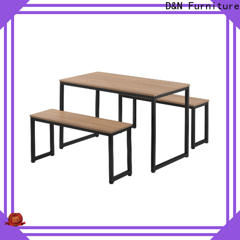 D&N Furniture custom table price for home