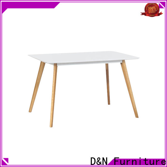 D&N Furniture New dining room table factory price