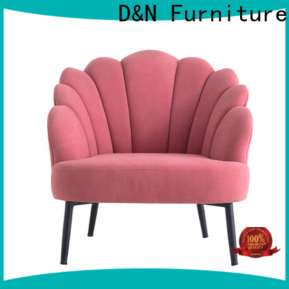 Bulk fabric dining chairs factory for kitchen